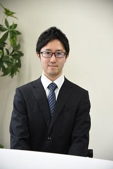 課長代理 米澤 隼輝